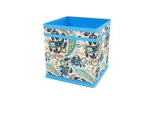 Коробка - куб (жёсткий) 17х17х17см 6041