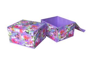 Короб для хранения (жесткий) 35х30х20см 342