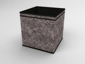 Коробка - куб (жёсткий) 32х32х32см 238