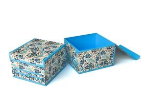 Короб для хранения (жесткий) 25х27х17см 6043