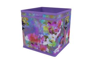 Коробка - куб (жёсткий) 27х27х27см 339