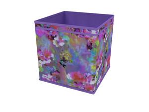 Коробка - куб (жёсткий) 32х32х32см 338