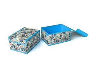 Короб для хранения (жесткий) 20х27х14см 6044