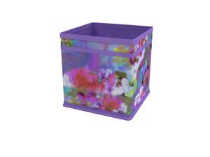 Коробка - куб (жёсткий) 17х17х17см 341