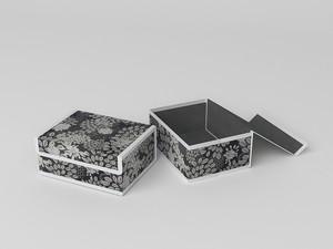 Короб для хранения (жесткий) 23х17х10см 845