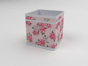 Коробка - куб (жёсткий) 17х17х17см 141