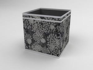 Коробка - куб (жёсткий) 27х27х27см 839