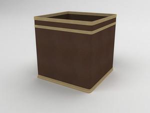 Коробка - куб (жёсткий) 22х22х22см 1540