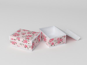Короб для хранения (жесткий) 23х17х10см 145