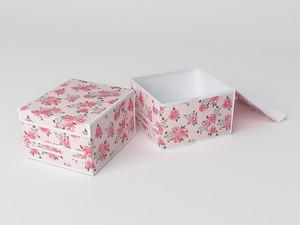 Короб для хранения (жесткий) 25х27х17см 143
