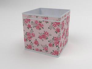 Коробка - куб (жёсткий) 22х22х22см 140