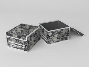 Короб для хранения (жесткий) 25х27х17см 843