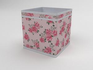 Коробка - куб (жёсткий) 27х27х27см 139