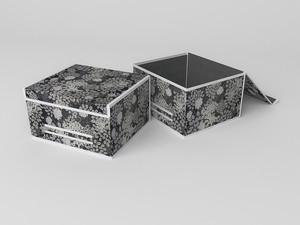Короб для хранения (жесткий) 35х30х20см 842