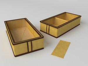 Короб для сапог и полусапожек 26х52х12  1435