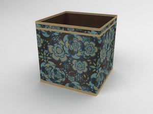 Коробка - куб (жёсткий) 32х32х32см 1338