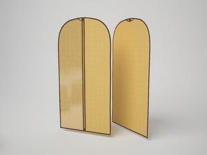 Чехол для одежды малый, 60х100см 1401