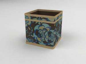 Коробка - куб (жёсткий) 17х17х17см 1341
