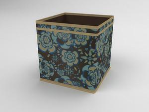 Коробка - куб (жёсткий) 27х27х27см 1339