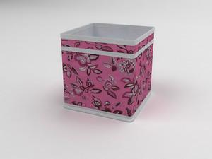 Коробка - куб (жёсткий) 17х17х17см 10041