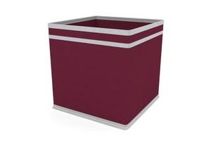 Коробка - куб (жёсткий) 22х22х22см 1640