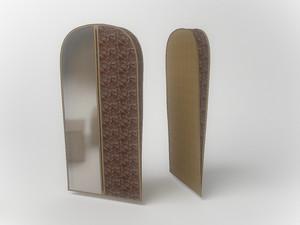 Чехол для хранения шубы 60х160х10 см. 1229