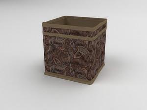 Коробка - куб (жёсткий) 17х17х17см 1241
