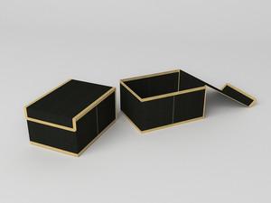 Короб для хранения (жесткий) 20х27х14см 744