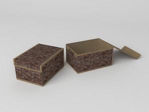 Короб для хранения (жесткий) 20х27х14см 1244