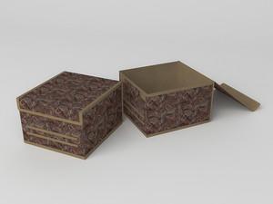 Короб для хранения (жесткий) 25х27х17см 1243