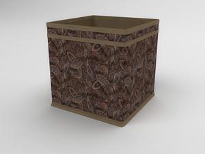 Коробка - куб (жёсткий) 22х22х22см 1240