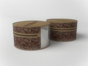 Чехол для шапок, диаметр 35см 1216