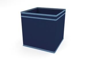 Коробка - куб (жёсткий) 27х27х27см 1739
