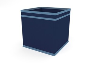 Коробка - куб (жёсткий) 22х22х22см 1740