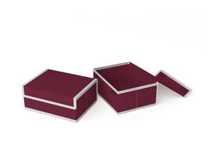 Короб для хранения (жесткий) 23х17х10см 1645
