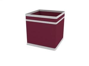 Коробка - куб (жёсткий) 17х17х17см 1641