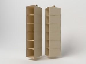 Подвесной кофр (органайзер) открытый для обуви и бытовых мелочей 120х22х30см. 520/0