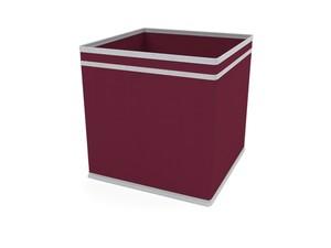 Коробка - куб (жёсткий) 27х27х27см 1639
