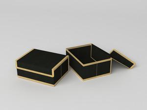 Короб для хранения (жесткий) 23х17х10см 745