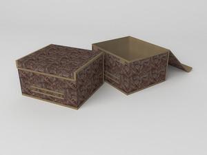 Короб для хранения (жесткий) 35х30х20см 1242