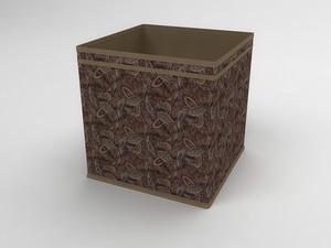 Коробка - куб (жёсткий) 32х32х32см 1238