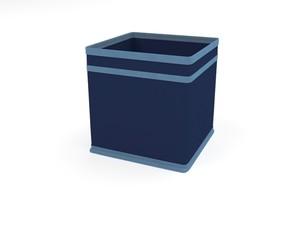 Коробка - куб (жёсткий) 17х17х17см 1741