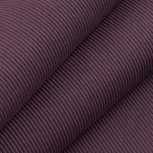 Ткань на отрез кашкорсе 3-х нитка с лайкрой цвет темно-лиловый