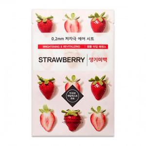 Etude House Тканевая маска для лица Клубника 0.2 Therapy Air Mask Strawberry