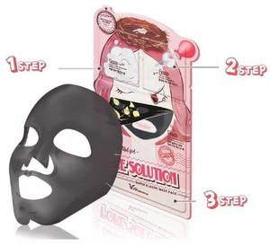Elizavecca 3-Step Pore Solution Super Elastic mask pack