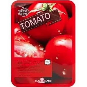 KR/ MAY ISLAND Real Essence Mask Pack Tomato Маска-салфетка для лица Томат, 25мл