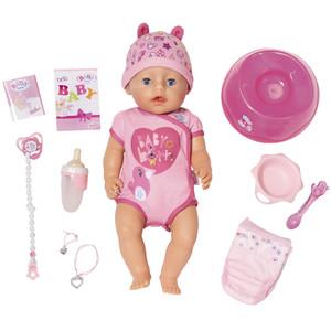 Игрушка BABY born Кукла Интерактивная , 43 см, кор.