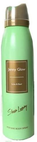 STERLING PARFUMS JENNY GLOW WOOD & SAGE lady 150ml deo
