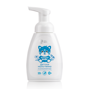 Детское мыло-пенка на ромашковой воде - Витамама BABY