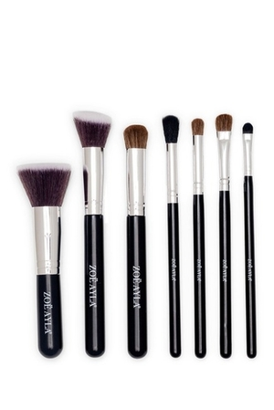 Zoe Ayla Professional Brush 7-Piece Set